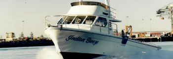 1991 – A new born, and a new boat!